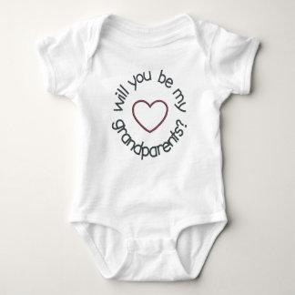 Body Faire-part de grossesse pour la combinaison de