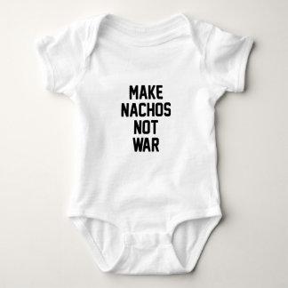 Body Faites la guerre de Nachos pas