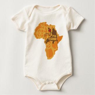 Body Fierté de l'Ethiopie - croisement du continent