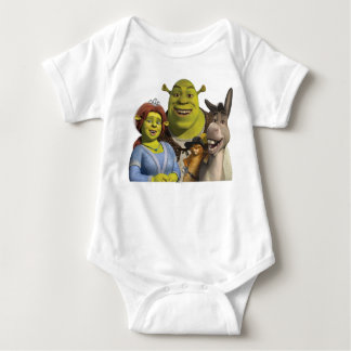 Body Fiona, Shrek, chat dans les bottes, et âne