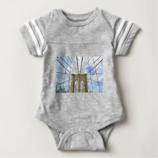 Body Fondation de ville de New York Brooklyn de pont