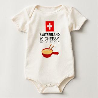 Body Fondue suisse drôle