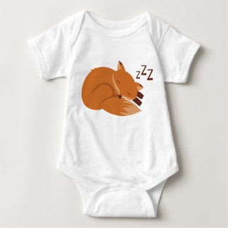 Body Fox somnolent