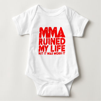 Body Funny MMA Saying