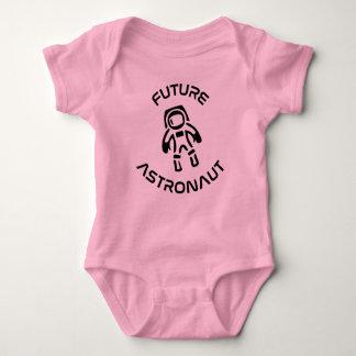 Body Futur astronaute - combinaison du Jersey de bébé