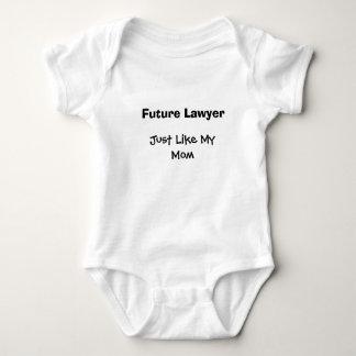 Body Futur avocat, juste comme ma maman