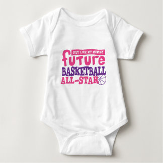 Body Futur basket-ball All Star - fille