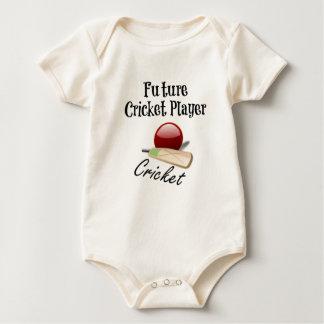 Body Futur joueur de cricket