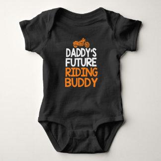 Body Future combinaison de bébé d'ami de l'équitation