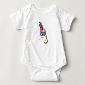 Body Future Madame de chat - combinaison de bébé