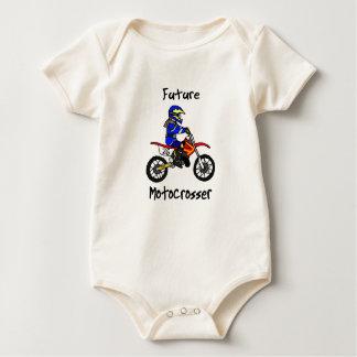Body Future plante grimpante de bébé de Motocrosser