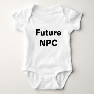 Body Futurs vêtements de bébé de NPC