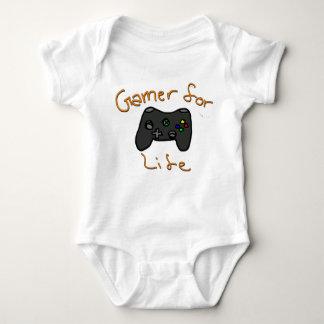 Body Gamer pendant la vie