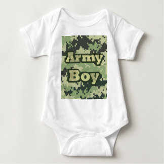 Body Garçon d'armée