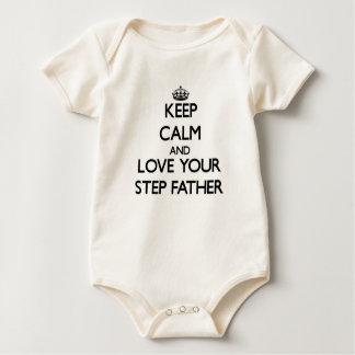 Body Gardez le calme et aimez votre beau-père
