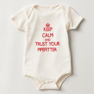 Body Gardez le calme et faites confiance à votre