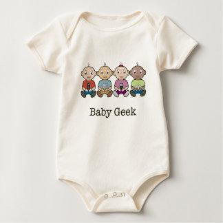 Body geek de bébé