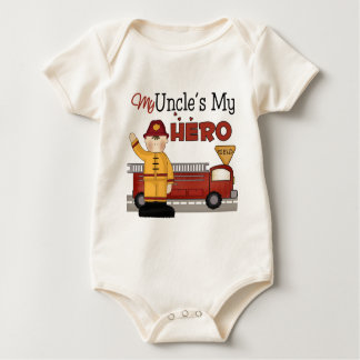 Body Gift d'oncle Firefighter Children's