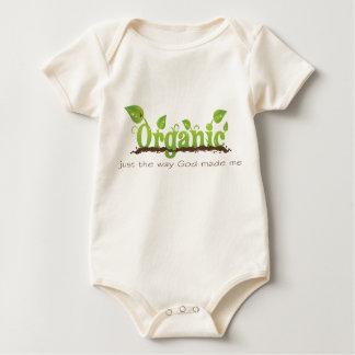 Body Gilet chrétien organique de bébé