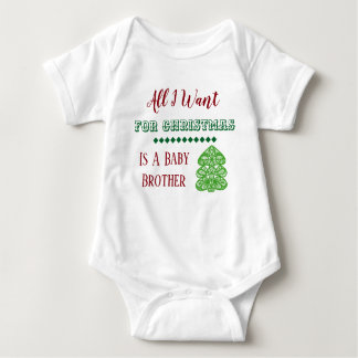 Body Gilet de Noël de frère de bébé