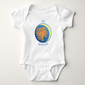 Body Gilet Lion de bébé de signe d'étoile