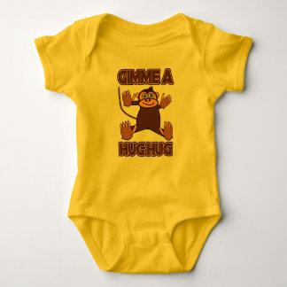 Body Gimme une combinaison Jersey de bébé d'étreinte