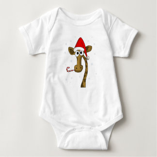 Body Girafe de Noël
