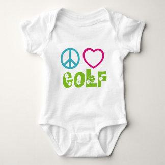 Body Golf d'amour de paix