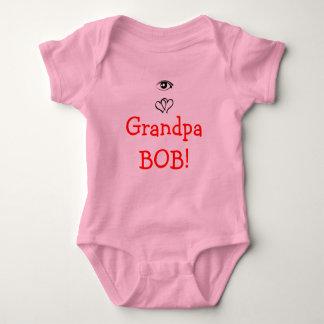 Body Grand-papa Bob de coeur d'oeil !