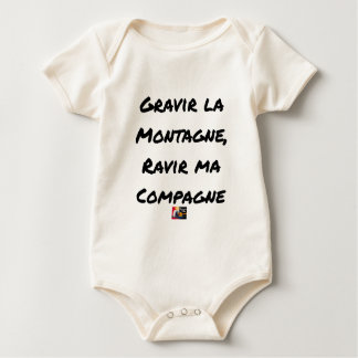BODY GRAVIR LA MONTAGNE, RAVIR MA COMPAGNE