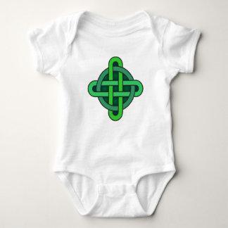 Body gre irlandais païen de noeud de symbole antique