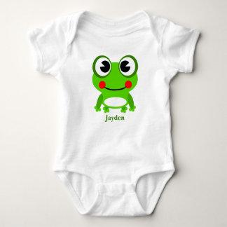 Body Grenouille mignonne du bébé de l'enfant