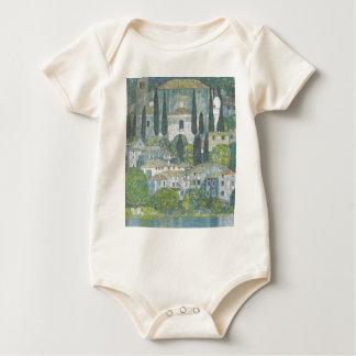 Body Gustav Klimt - église dans l'oeuvre d'art de