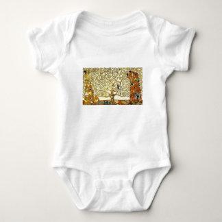 Body Gustav Klimt - l'arbre de la peinture de la vie