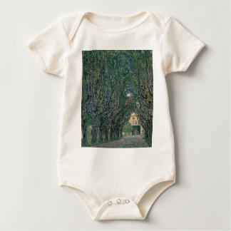 Body Gustav Klimt - peinture de jardin