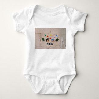 Body Habillement de bébé avec l'image unique