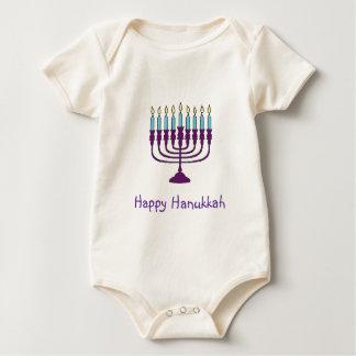 Body Hanoukka heureux