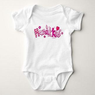 Body Hanoukka pour des bébés