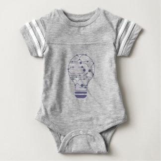 Body Hexahedrons à l'intérieur d'ampoule d'idée
