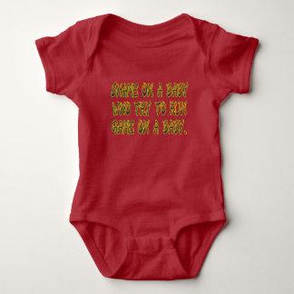 Body Honte sur un bébé