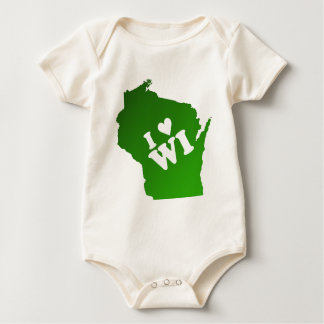 Body I coeur le Wisconsin