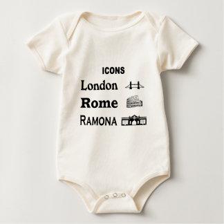 Body Icône-Londres-Rome-Ramona