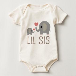 Body Idée de cadeau d'éléphant de SIS de Lil