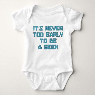 Body Il n'est jamais trop tôt pour être un geek - bébé