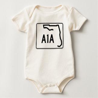 Body Itinéraire A1A d'état de la Floride