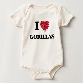 Body J'aime des gorilles