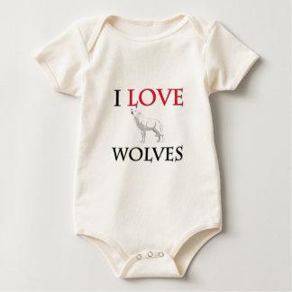 Body J'aime des loups