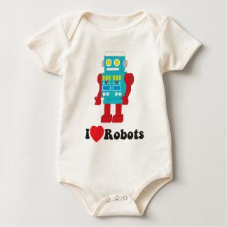 Body J'aime des robots !
