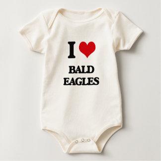 Body J'aime Eagles chauve
