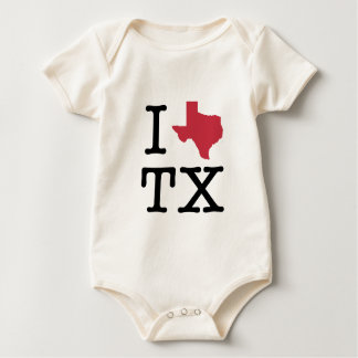 Body J'aime le Texas